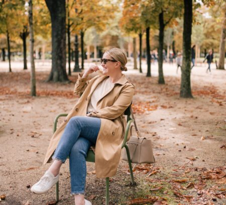 Cute Trench Coats For Fall